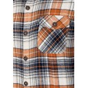 TZ Boland heavy flanel shirt-Yellowcheck
