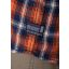 TZ checkshirt 10080-Orange