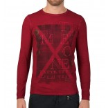 TimeZone longsleeve 10063-Red